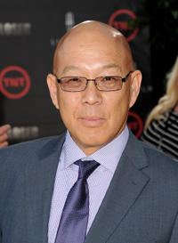 Michael Paul Chan at the California premiere of