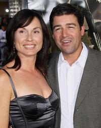 Kyle Chandler and his wife Katherine Chandler at the world premiere of