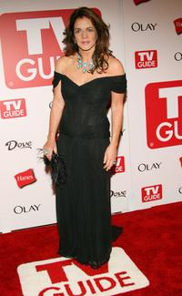 Stockard Channing at the 4th annual TV Guide after party celebrating Emmys 2006.