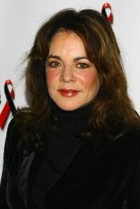 Stockard Channing at the opening of The New York Aids Film Festival for screening of