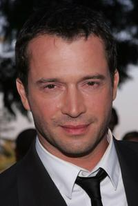 James Purefoy at the premiere of