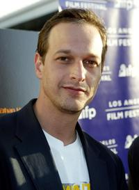 Josh Charles at the Los Angeles Film Festival premiere of