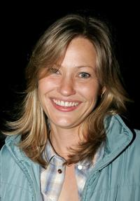 Joey Lauren Adams at the reception of