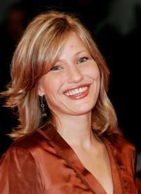 Joey Lauren Adams at the premiere of