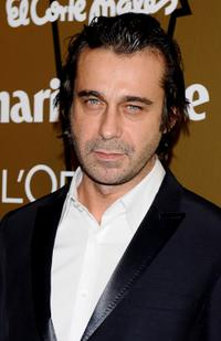 Jordi Molla at the 2009 Marie Claire Prix de la Moda Awards.
