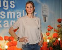 Kelly Rutherford at the Smallest CFL On Earth Day.