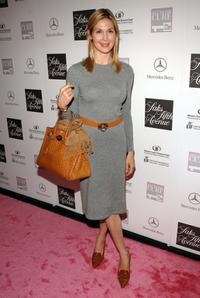 Kelly Rutherford at the Saks Fifth Avenues Viva La Cure to kickoff the Key to the Cure weekend.
