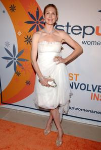 Kelly Rutherford at the Step Up Women's Networks 10th Anniversary Inspiration Awards.