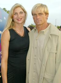 Gabrielle Reece and Laird Hamilton at the 3rd Annual Taurus World Stunt Awards.