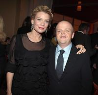 Laurie Holden and Tobey Jones at the after party of the premiere of