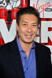 Francois Chau at the California premiere of