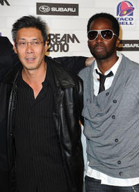 Francois Chau and Harold Perrineau at the Spike TV's