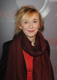 Marie-Anne Chazel at the Paris  premiere of