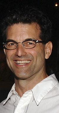 Mark Harelik at the Lincoln Center Theater opening night celebration of