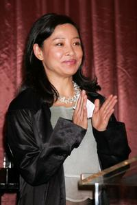 Joan Chen at the Filmmaker Awards & Brunch during AFI FEST 2007.