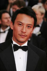 Chang Chen at the