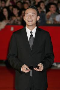 Chang Chen at the premiere of the