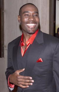 "Morris Chestnut at the premiere of ""The Brothers"" in Los Angeles."