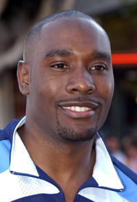 "Morris Chestnut at the film premiere of ""Like Mike"" in Westwood, California."