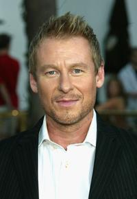 Richard Roxburgh at the world premiere of