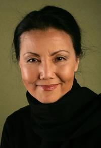 Kieu Chinh at the 2006 Sundance Film Festival.