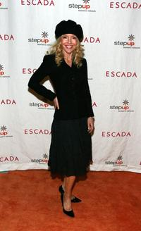 Shelby Chong at the Step Up Women's Network's 4th Annual Inspirational Awards.