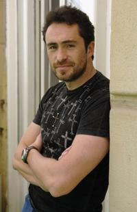 Demian Bichir at the San Sebastian Film Festival.
