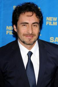 Demian Bichir at the premiere of
