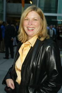 Candy Clark at the premiere of RKO Pictures'