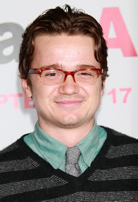 Dan Byrd at the California premiere of