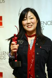 Margaret Cho at the 2007 AZN Asian Excellence Awards.