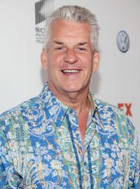 Lenny Clarke at the season six premiere screening of