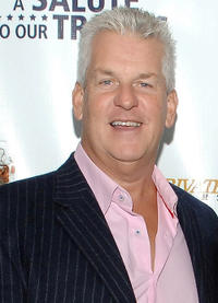 Lenny Clarke at the