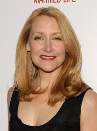 Actress Patricia Clarkson at the N.Y. premiere of