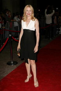 Actress Patricia Clarkson at the premiere of