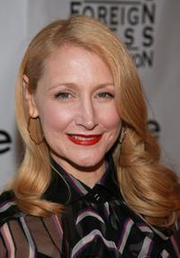 Patricia Clarkson at the In Style Magazine and The Hollywood Foreign Press Association Toronto International Film Festival Party.