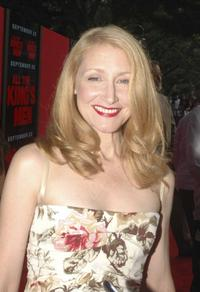 Patricia Clarkson at the premiere of