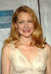 Patricia Clarkson at the 2007 Tribeca Film Festival, attends the premiere of