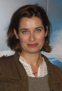 Emmanuelle Devos at the premiere of