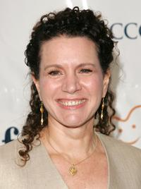Susie Essman at the Heart Of Gold Ball to benefit The Happy Hearts Fund.