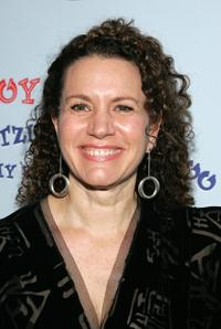 Susie Essman at the launch party of new book