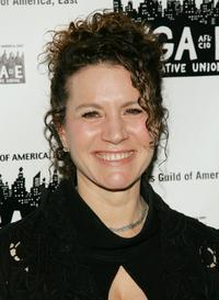 Susie Essman at the 59th Annual Writers Guild of America East Awards.