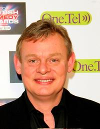 Martin Clunes at the