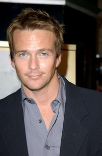 Sean Patrick Flanery at the Los Angeles premiere of