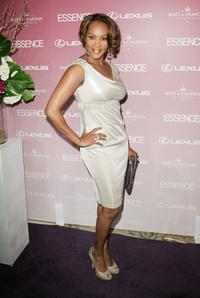 Vivica A. Fox at the