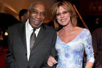 Bill Cobbs and Christine Lahti at the California premiere of