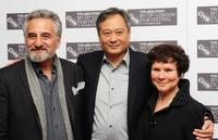 Henry Goodman, director Ang Lee and Imelda Staunton at the premiere of