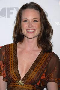 Sprague Grayden at the premiere screening of