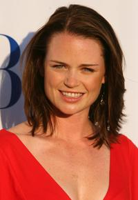 Sprague Grayden at the CBS 2006 Summer TCA Party.