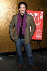 Scott Cohen at the opening night party of